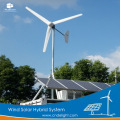 DELIGHT 3kw Off-grid Wind Solar Power Generator