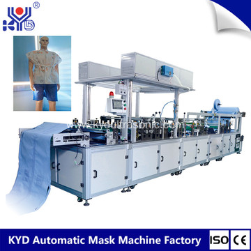Surgical Operation Clothes Making Machine