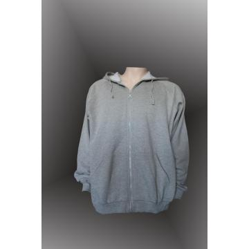 Sales Men's 70% Cotton 30% Polyester fleece top