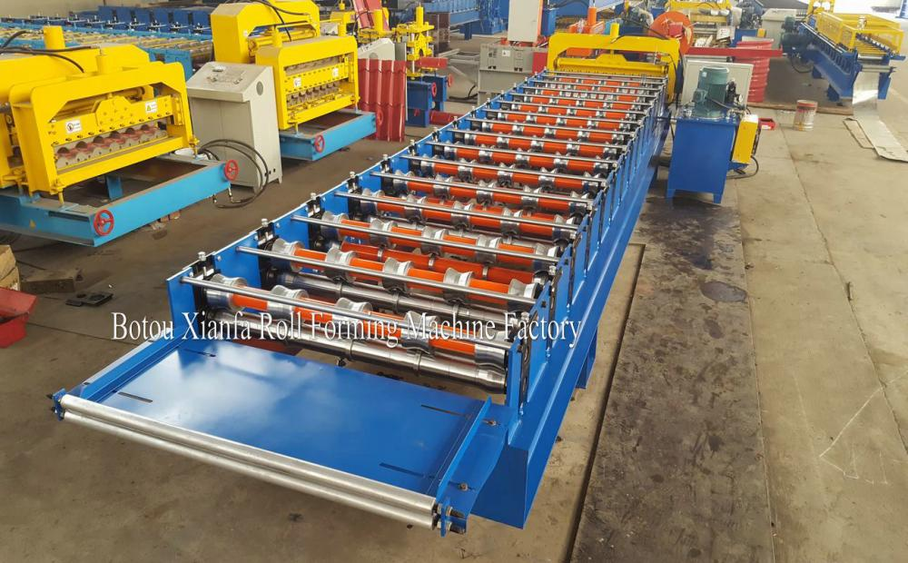 color steel roof panel Trapezoidal Forming Machine