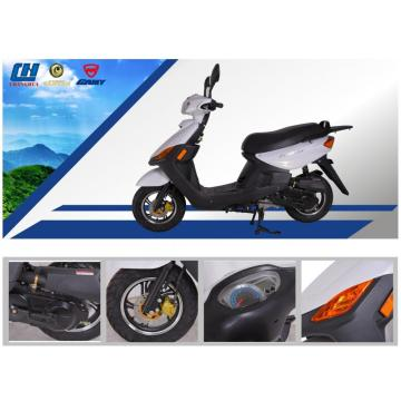HS50T-07D 50cc gas scooter