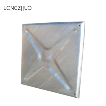 Long Using Time Galvanized Steel Water Tank