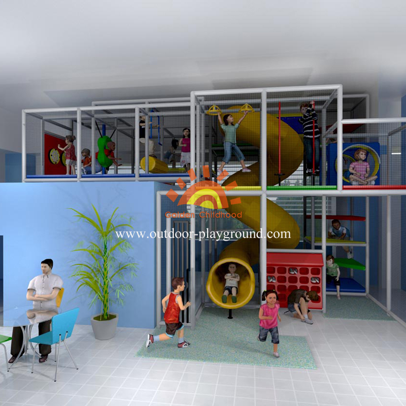 Used Indoor Play Structures For Sale