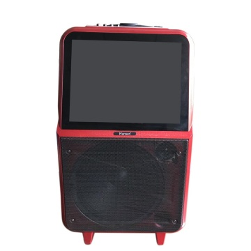 Plastic Classic Home video Trolley Speaker