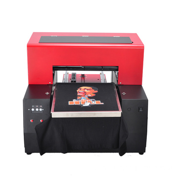 Black T Shirt Printer Machine Price
