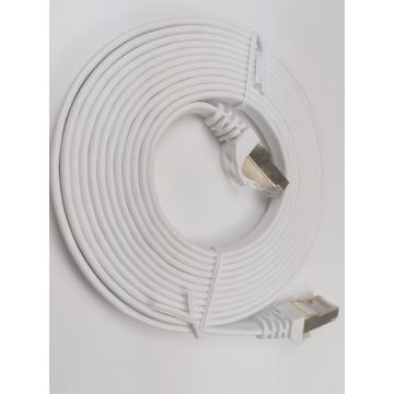 Free Sample flat braided 1000ft ethernet  cable
