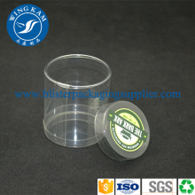 Clear Blister Cylinder High Quality Container Box