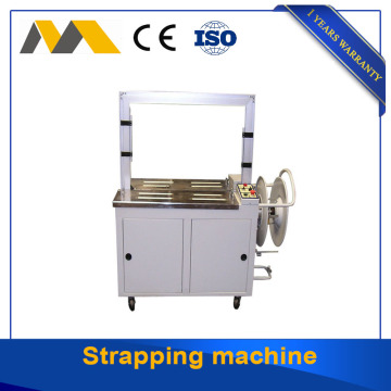 PP straps packing machine use for packing cartons