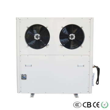 Evi Heat Pump Heating Radiator Fan R410a
