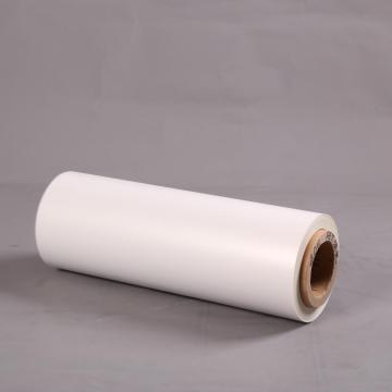 0.25mm Milky white mylar film for Laser cutting