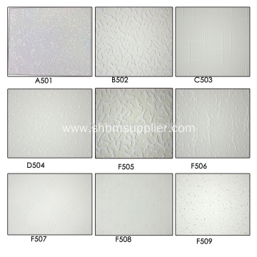 Calcium Silicate Ceiling Board