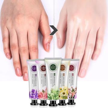 SENANA Hyaluronic acid Moisturizing Hand Cream 100% Plants Essence Hand Cream Nourishing Anti Chapping Oil Control Hand Care 30g