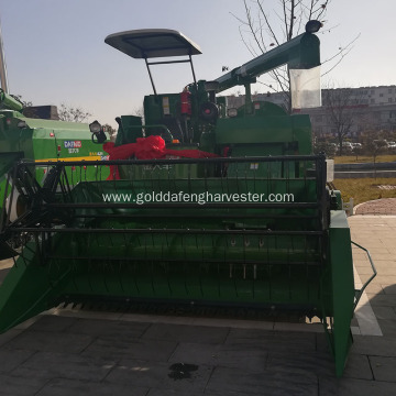 parts import from abroad crawler type rice harvester