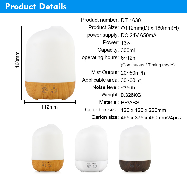 amazon diffuser and essential oils