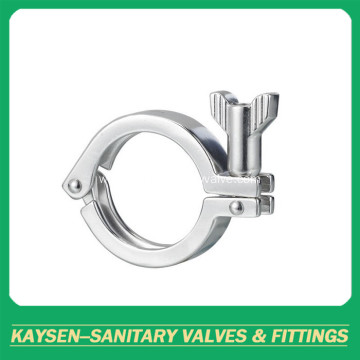 Sanitary Heavy Duty 13MHH Single Pin Tri Clamp
