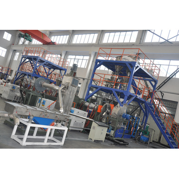 High concentrated color MB making line SKW-85