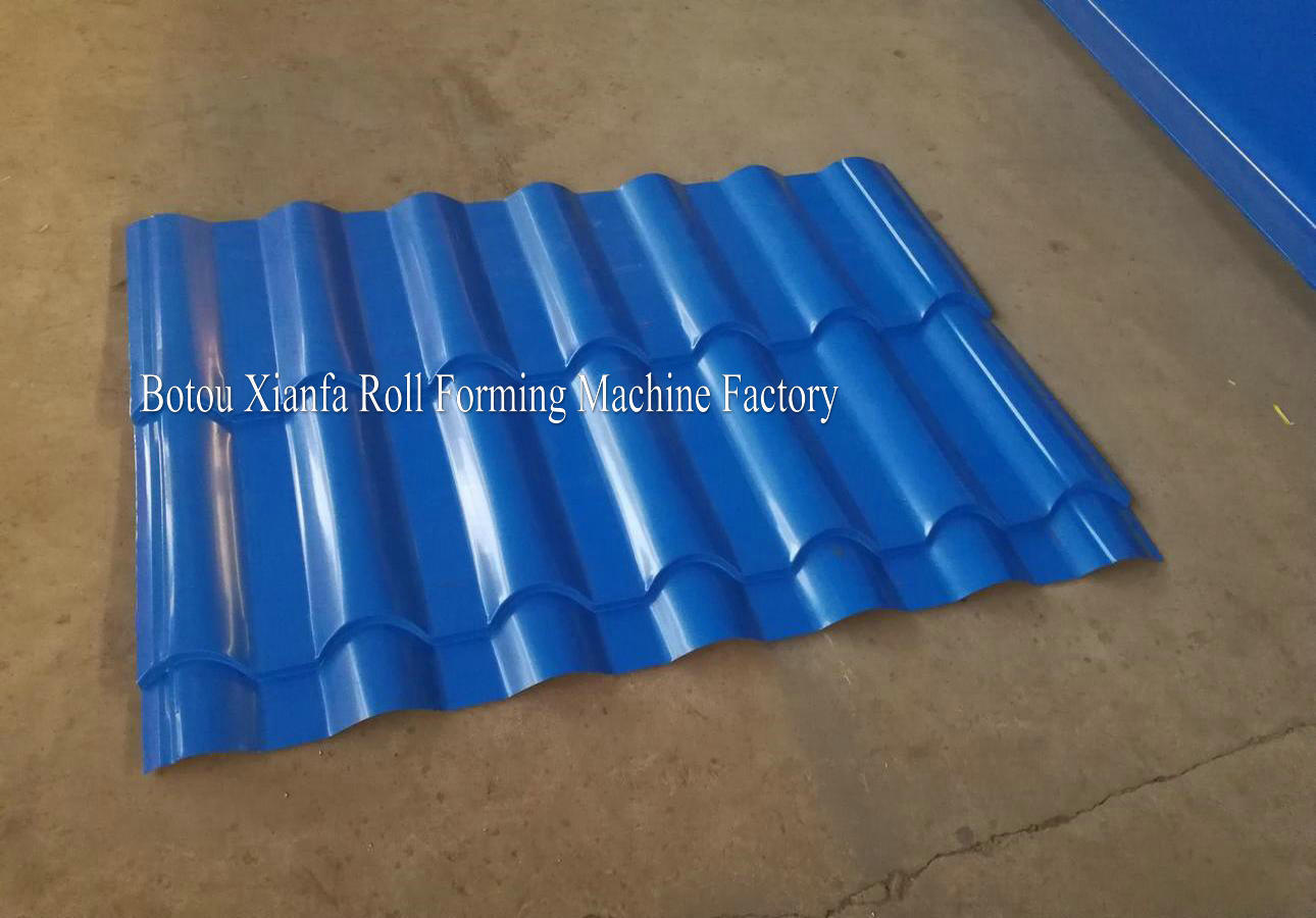 Roofing Tile Production Line