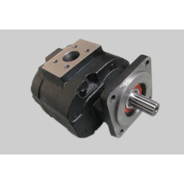 Hydraulic gear pump ductile iron pump