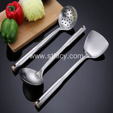 Factory Direct Kitchen Stainless Steel Wok Shovel