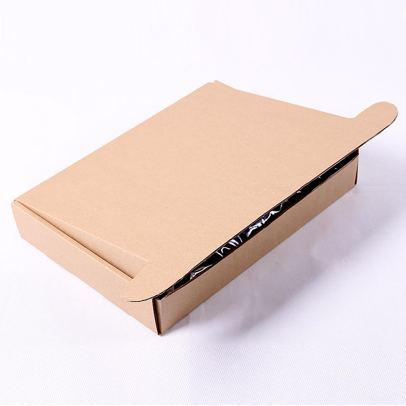 Custom t shirt corrugated packaging shipping box