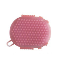 Shiny Massage PVC Horse Curry Comb