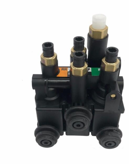 Range Rover Rear Air Compressor Valve Block Lr070246