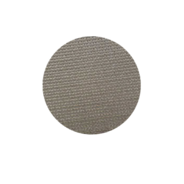 Stainless steel sintered mesh