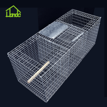 Efficient Live Bird Trap Cage Design for Pigeon