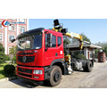 Dongfeng T5 Truck Mounted 8Tons Hydraulic Crane