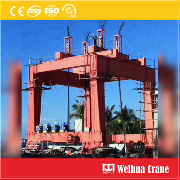 Project Gantry Crane 450t