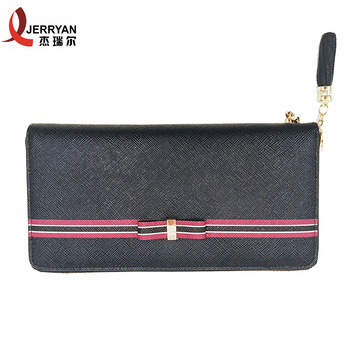 Ladies Large Money Clip Wallet Clutch Handbags
