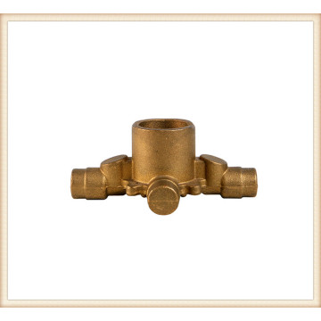 Brass Parts Forging Faucet Valve Base