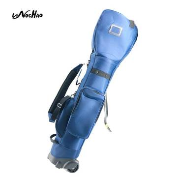 Amazon Best selling Golf Bag With Wheels Stand Golf Bag