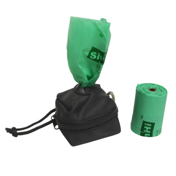 Biodegradable pet poop bags