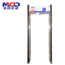 18 Awọn agbegbe Walkthrough Metal Detector