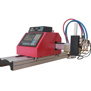Low Cost CNC Portable Plasma Flame Cutting Machine