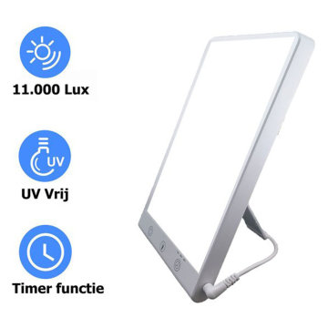 10000 Illuminance LED Therapy Light Therapy Lamp
