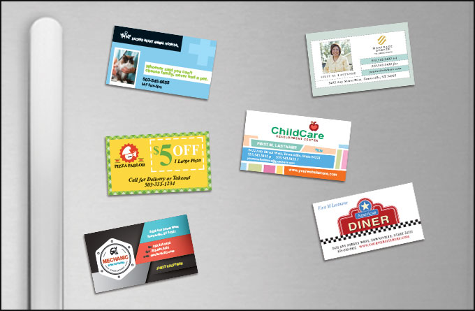 Magnet Business Card 2