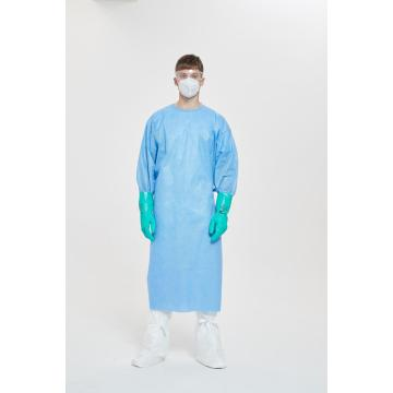 Breathable Safety Disposable Isolation Gown
