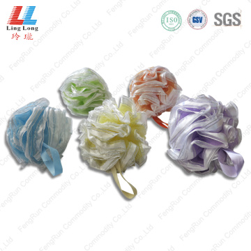 Silk lace mesh bath ball