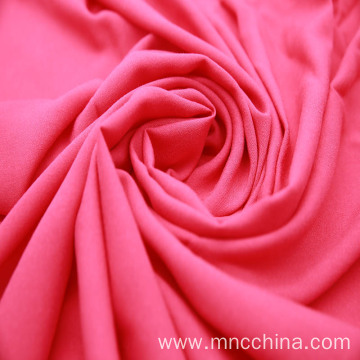 100%  rayon plain dyed fabric for dress