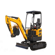 Mini crawler excavator 800 kg to 2200 kg
