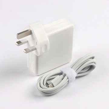 UK  61W Macbook charger