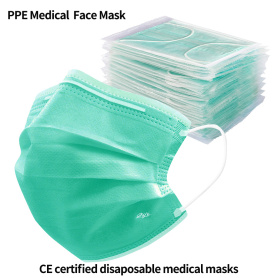 PPE Face Mask Medical Usage