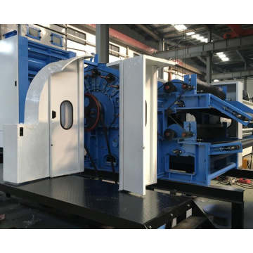 nonwoven carding machine for cotton carding machine