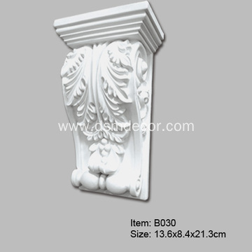 Architectural Decorative Polyurethane Edinburgh Corbels