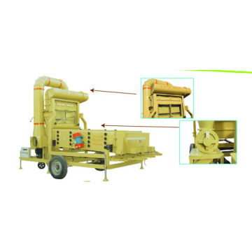 Good quality flax seed cleaning machine