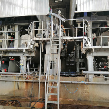 Paper Mill Paper Roll Making Machine