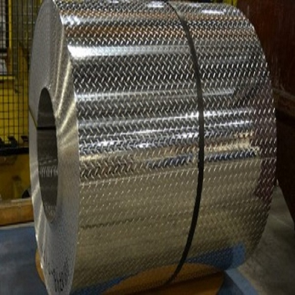 Polish Aluminium Diamond Sheet