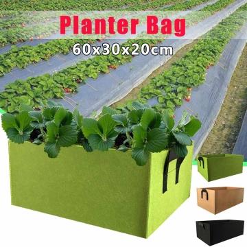 Plant Grow Bag DIY Potato Vegetable Grow Planter Eco-Friendly Non-woven Fabric Tomato Planting Container Bag Garden Pot